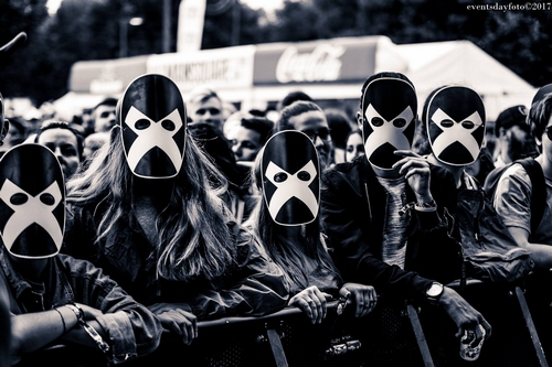 Masques THE NOFACE