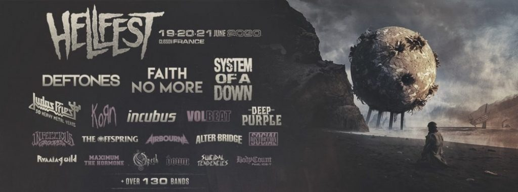 hellfest 2020